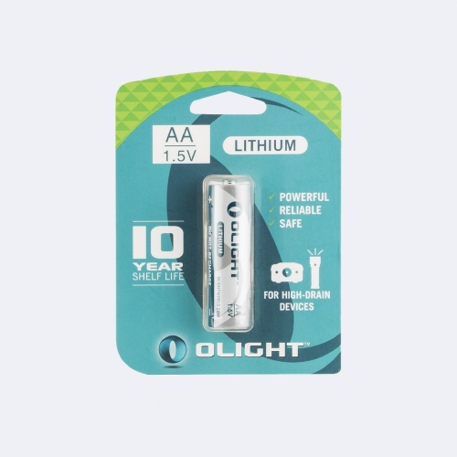 Olight Batteria LFS2 AA 1,5V 2900 mAh