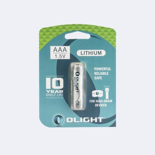 Olight Batteria AAA LFS2 1,5V 1100 mAh