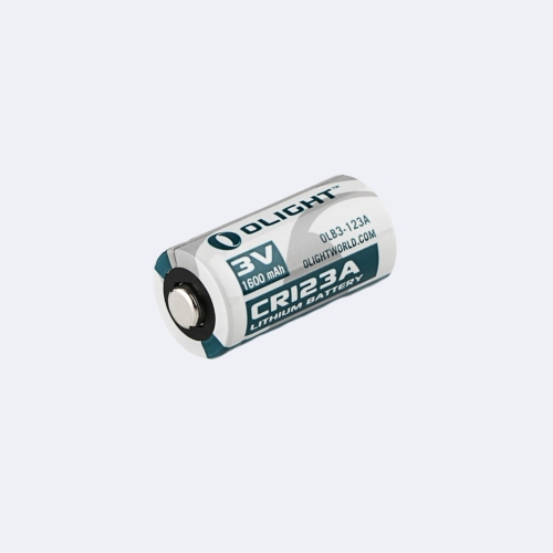 Olight Batteria CR123A LFS2 3V 1600 mAh