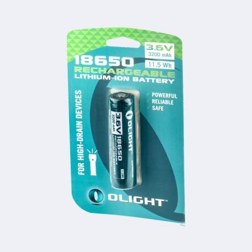 Olight Batteria 18650 3,6V 3200 mAh