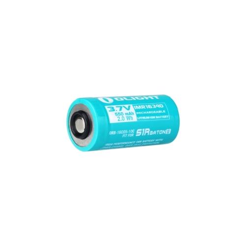 Olight Batteria RCR123A 3,7V 550 mAh