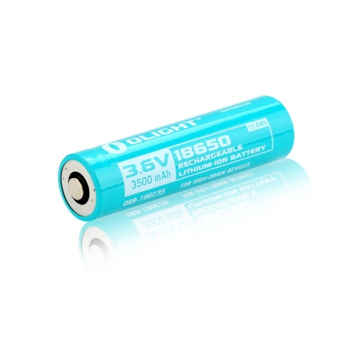 Olight Batteria HDC 18650 3,6V 3500 mAh Custom