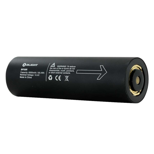 Batteria torcia Olight X9R