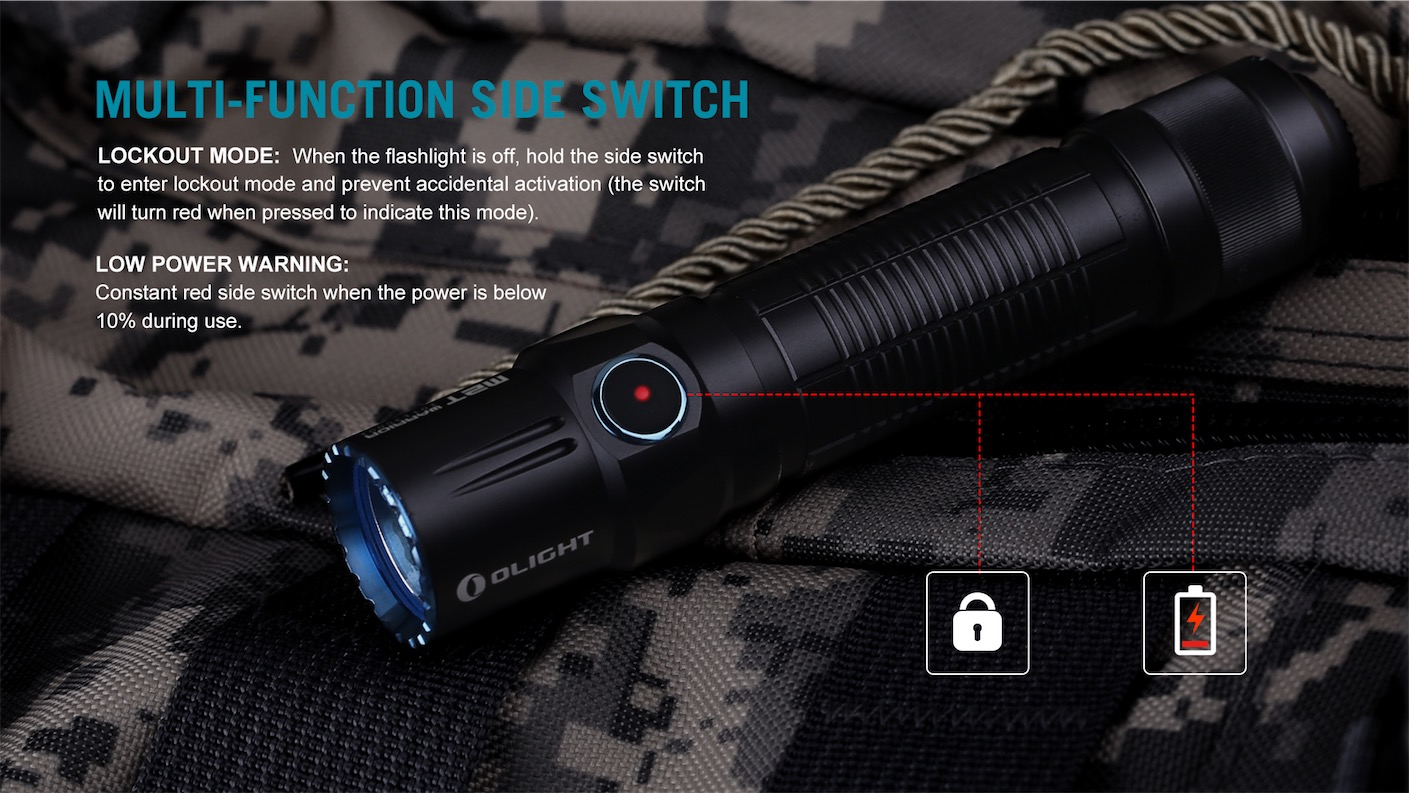 Olight Italia M2T Warrior