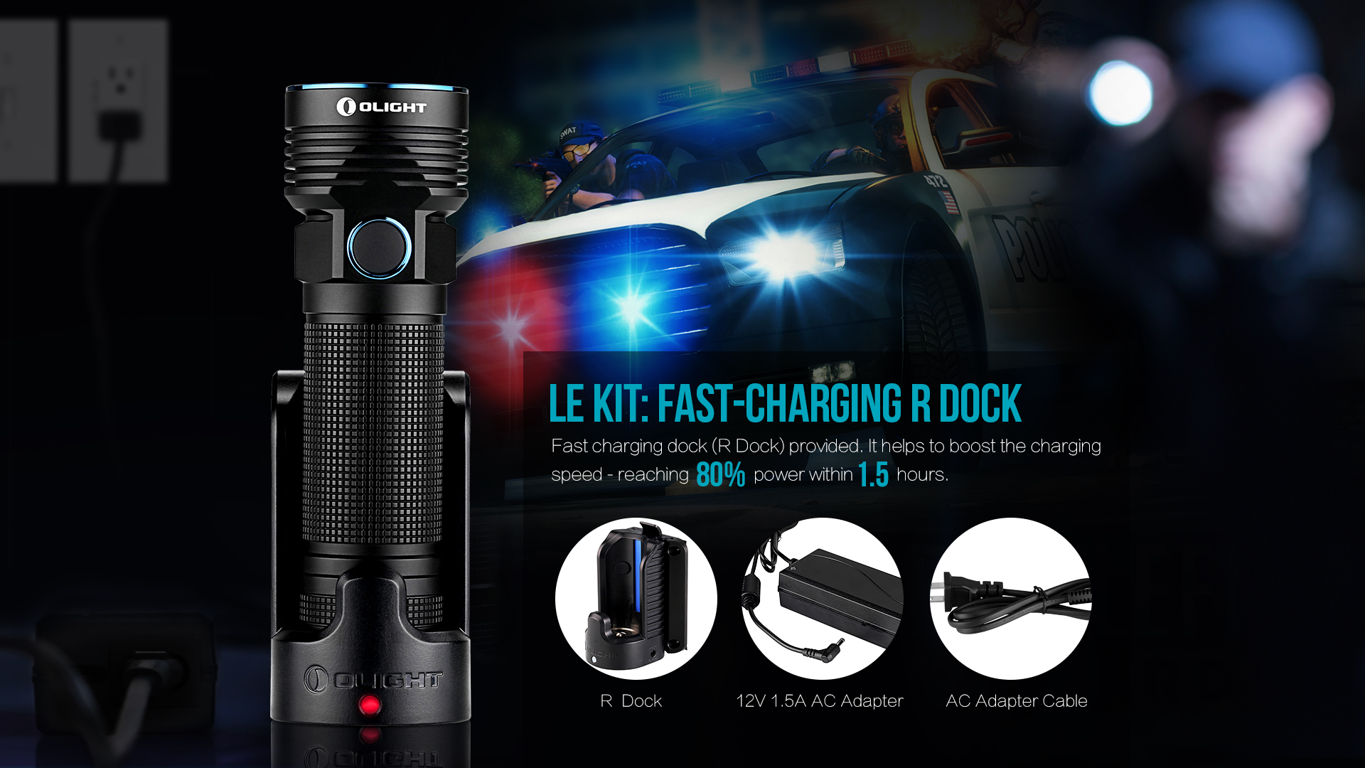 R50 Pro Seeker LE Kit #2